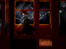 Admoneo : Lost in the Train by Z3phyr0s