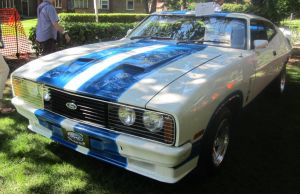 78 Ford Falcon XC Cobra by zypherion