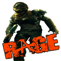 Rage Dock Icon by Rich246