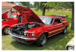 1969 Mach 1 Mustang by TheMan268