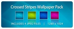 Crossed Stripes Wallpaper Pack by sword1ne