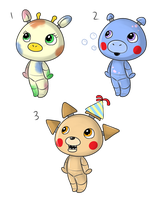 FNAF Adopts (OPEN) by Adoptabelle