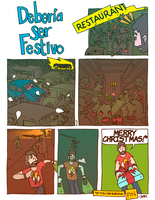 DSF 52 ENG Merry Xmas*. by juandapo