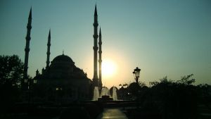Mosque Grozny 3 by old-grozny
