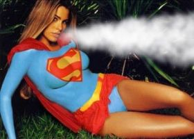 Sofia Vergara reveals she is a superwoman by Superbreath