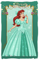 Princess Ariel by Cor104