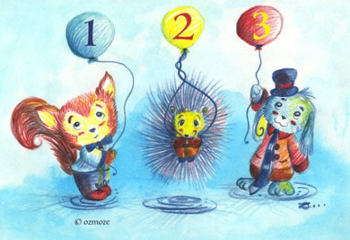 Ballon by Ozmoze-Land