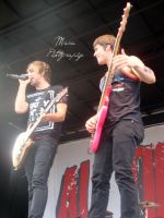Alex and Zack-All time low by maraaax3