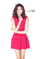 Uee PNG by euphoriclover