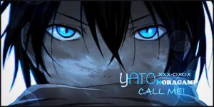 Yato noragami by Selphie-sis