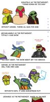 Protagonist of TMNT by Kanon58