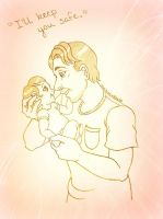 TWDG ~ His little girl by chachi411