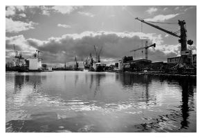 Shipyard III by proac150