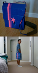 Duct Tape Twilight Sparkle Satchel by Craftbox