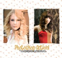 Photoshop Action by gottagetnexttoyou
