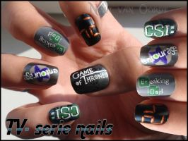 Tv serie nails 4 by Ninails