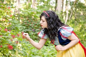 Berry Picking by BrittanyAnnxOx