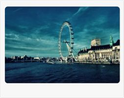 London: London Eye by TheChuChuGirLs
