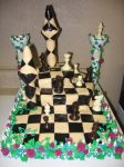 Chess Cake by PMconfection