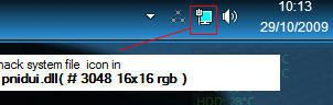 Hacking Win 7 Network icon by Mykou