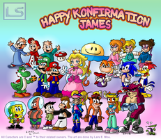 - G - For James by Lars99