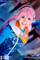 Cute Sonico Smile by DarkTifaStrife