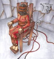 Electric Chair by Starfeather