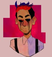 Slick - Darkiplier by NeLite-Art