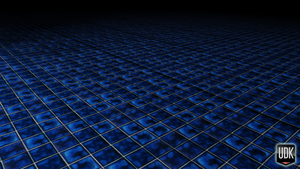 Swimming Pool Tiles - Blue by Cracksoldier