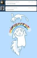 Ask NeoFox: MUDFERS! by neofox