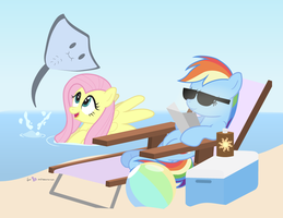Catching Some Rays [!D.5] by dm29