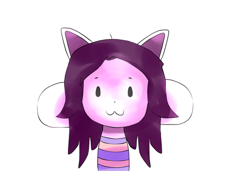 Undertale - Temmie (hOI~!) by TheEmmy4501