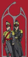 Commissars by comrade-commissar