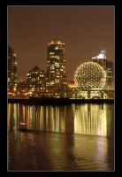 VANCOUVER SLEEPLESS NIGHTS by Arjana