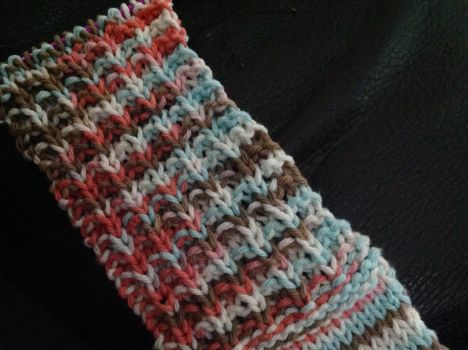 Knit one Purl two by BlueRoseKelly