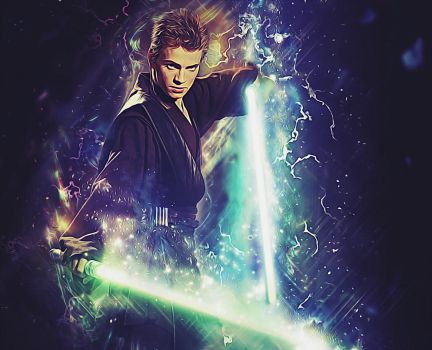 Mr. Skywalker By Mike Smith by mikesmithimages