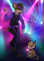Lasers and Lights by Ghostbear2k