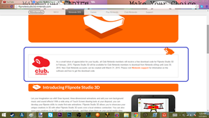 Make your Club Nintendo accounts now! by ACEtheANIMATO