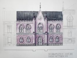 Facade desing by Mobicca