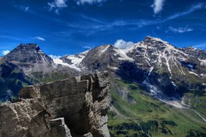 Mountain Top Premade by Kling-Clang