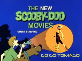 Scooby Doo Meets Go Go Tomago by timbox129