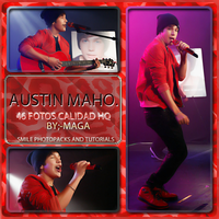 +Photopack Austin Mahone 05~SPAT by Maga-Bellarina
