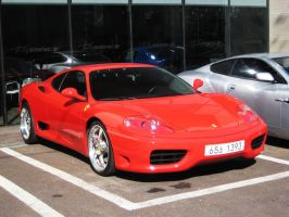 Italian Red Exotic by toyonda