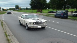 Ford Mustang I No. 2 by MU5T4N6
