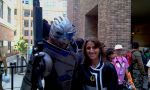 Shepard At Comic Con - Garrus by RebelATS