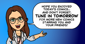 AngelEmerald on BitStrips Ad by AngelAmethyst