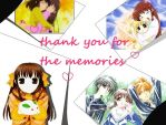Tohru-Thank You for the Memories wallpaper by LavenderChanx