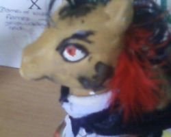 MLP Custom KHR Xanxus by Me pic 2 of 8 by FlutterValley