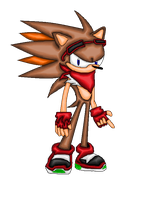 Sifix in sonic free riders by XUltimate-AnimationX