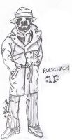 Rorschach by Biaslemon
